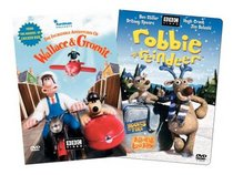 The Incredible Adventures of Wallace and Gromit/Robbie the Reindeer (Hooves of Fire/The Legend of the Lost Tribe)