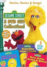 Sesame Street - Stories Games & Songs