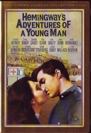Hemingway's Adventures Of A Young Man [DVD]