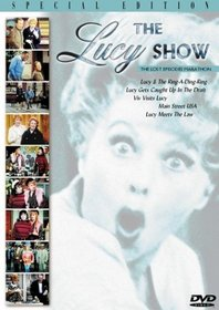 The Lucy Show - The Lost Episodes Marathon