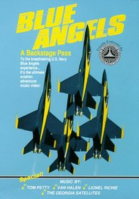 Blue Angels: Backstage Pass