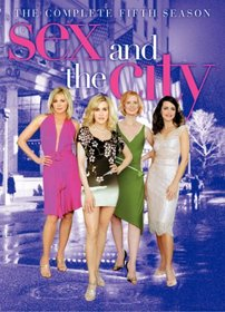 Sex and the City: The Complete Fifth Season