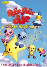 Rolie Polie Olie - Baby Bot Chase