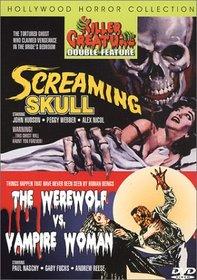 The Screaming Skull/Werewolf Vs Vampire