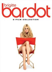 Brigitte Bardot 5-Film Collection (Naughty Girl / Love on a Pillow / The Vixen / Come Dance with Me / Two Weeks in September)
