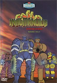 Inhumanoids - Evil That Lies Within (Episodes 1 thru 5)