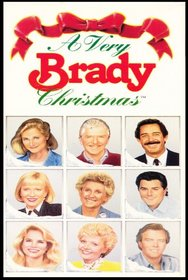 A Very Brady Christmas (1988) DVD with Florence Henderson Robert Reed Holiday film