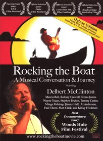 Rocking the Boat: A Musical Conversation & Journey Starring Delbert McClinton