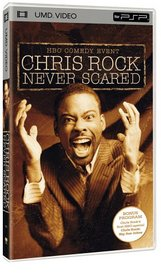 Chris Rock - Never Scared [UMD for PSP]