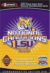 The 2004 Nokia Sugar Bowl National Championship