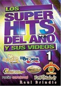 Los Super Hits del Ano y Sus Videos