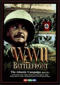 World War II - Battlefront Volume 2