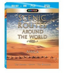 Scenic Routes Around the World: Africa [Blu-ray]