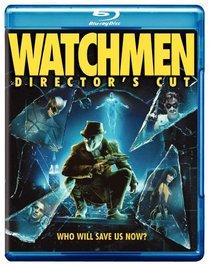 Watchmen (Director's Cut + BD-Live) [Blu-ray]