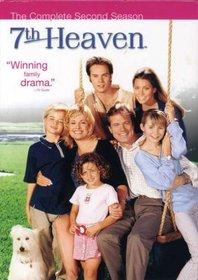 7th Heaven - The Complete Second Season