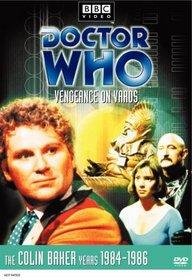 Doctor Who:  Vengeance on Varos (Story 139)