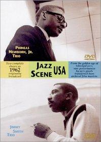 Jazz Scene USA - Phineas Newborn Jr. and Jimmy Smith