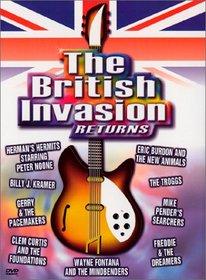The British Invasion Returns