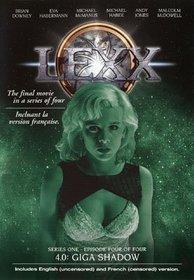 Lexx Series One - 4.0 : Giga Shadow