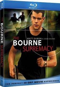 The Bourne Supremacy Blu-ray