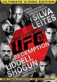 UFC 97: Silva vs. Leites