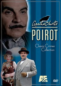 Poirot - Classic Crimes Collection (The Mystery of the Blue Train / After the Funeral / Cards on the Table / Taken at the Flood)