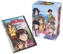 Love Hina, Volume 1: Moving In (with DVD Collector's Box)