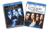 I Know What You Did Last Summer / I Still Know What You Did Last Summer [Blu-ray]