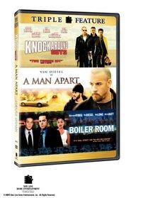A Man Apart/Boiler Room/Knockaround Guys