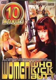 Women Who Kick Butt 10 Movie Pack