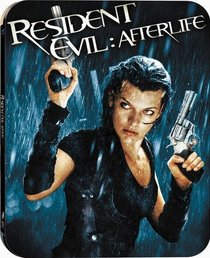 Resident Evil: AfterLife Blu-ray SteelBook