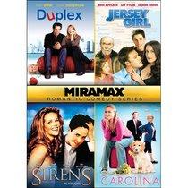 Miramax Romantic Comedy Series V.2: Duplex / Jersey Girl / Sirens / Carolina