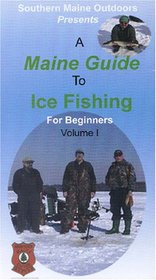 A Maine Guide to Ice Fishing, I