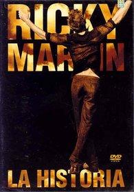 Ricky Martin: La Historia Video Collection