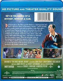 The Ghost and Mr. Chicken [Blu-ray]