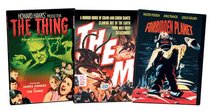 Sci-Fi 3-Pack (The Thing from Another World / Them / Forbidden Planet)