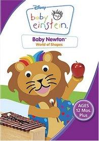 Baby Einstein - Baby Newton - World Of Shapes