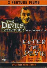 [DVD] Double Feature: The Devil's Messenger + Enter The Devil (1972)