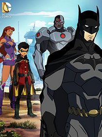 Justice League vs Teen Titans (Blu-ray + DVD + Digital HD UltraViolet Combo Pack)