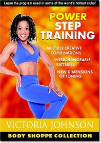Victoria Johnson: Power Step Training