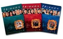 Friends - The Complete Seasons 1, 2 and 3
