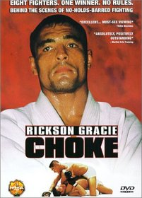 Rickson Gracie: Choke
