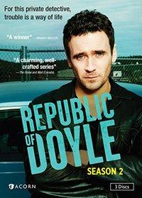 Republic of Doyle, Season 2