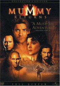 The Mummy Returns (Full Screen Collector's Edition)