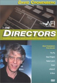 The Directors - David Cronenberg