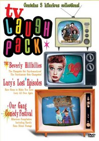 TV Laugh  Pack: The Beverly Hillbillies/Lucy's Lost Episodes/Our Gang Comedy Festival