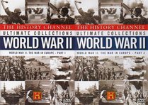 World War II: The War In Europe (Parts 1 and 2) [DVD]