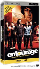 Entourage - The Complete First Season [UMD for PSP]