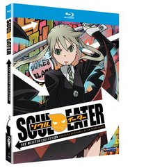 Soul Eater: The Meister Collection [Blu-ray]