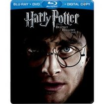 Harry Potter and the Deathly Hallows Part 1 Steelbook